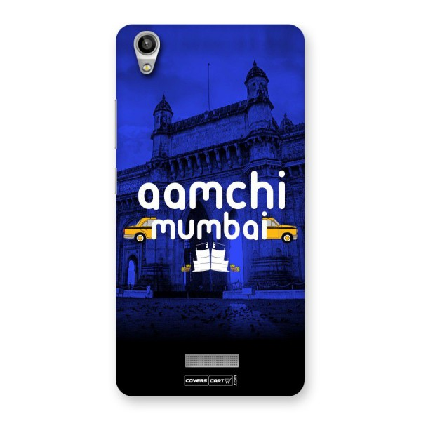 Aamchi Mumbai Back Case for Lava Pixel V1