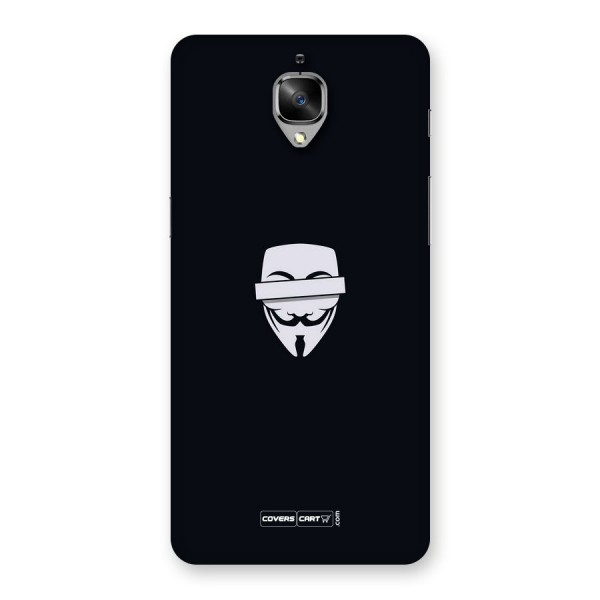 Anonymous Mask Back Case for OnePlus 3T