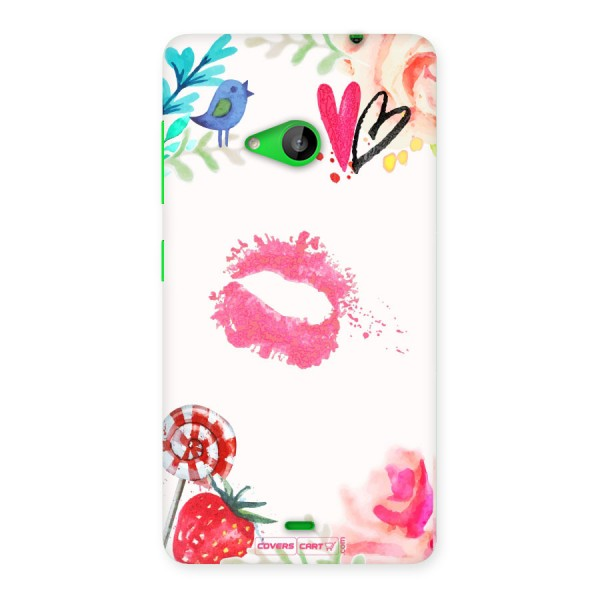 Chirpy Back Case for Lumia 535