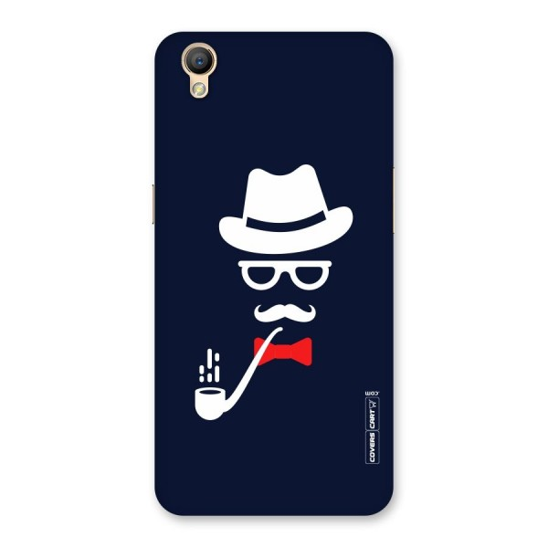 Classy Dad Back Case for Oppo A37