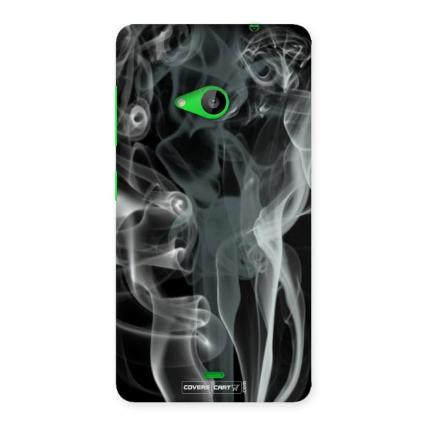 Dense Smoke Back Case for Lumia 535