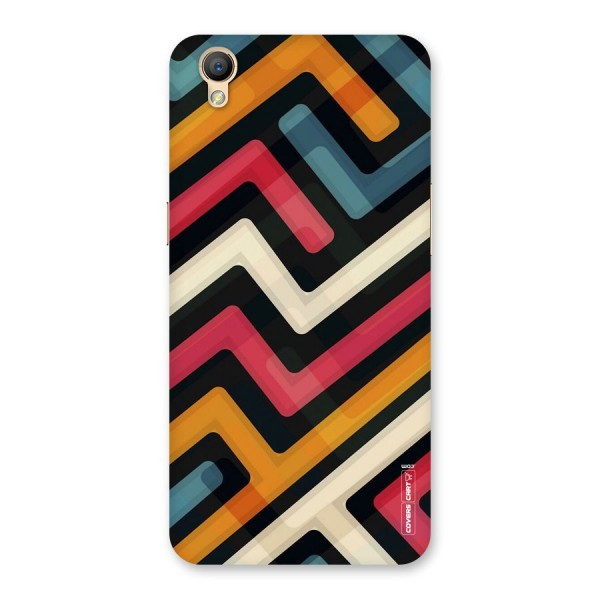 Pipelines Back Case for Oppo A37