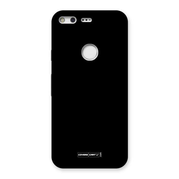 Simple Black Back Case for Google Pixel XL