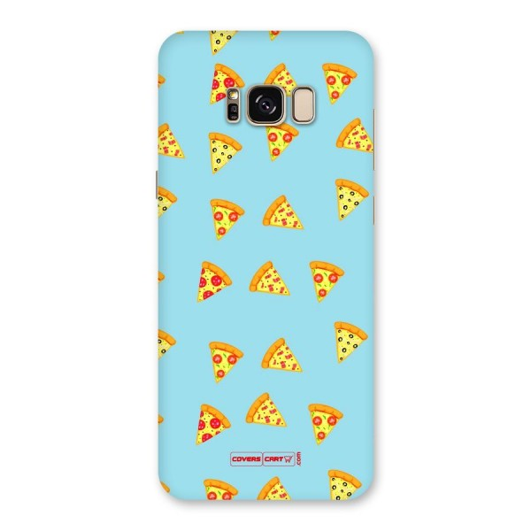 Cute Slices of Pizza Back Case for Galaxy S8 Plus