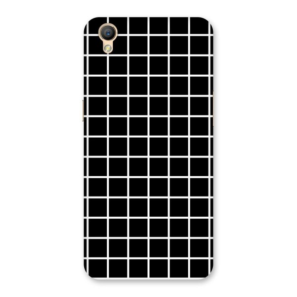 Square Puzzle Back Case for Oppo A37