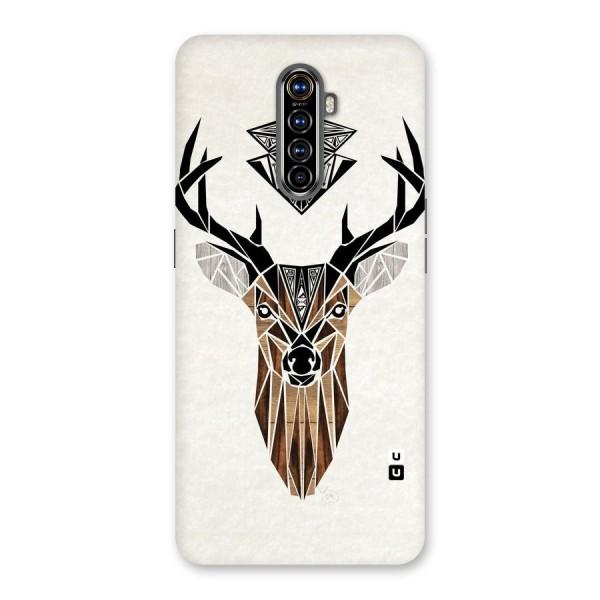 Aesthetic Deer Design Back Case for Realme X2 Pro