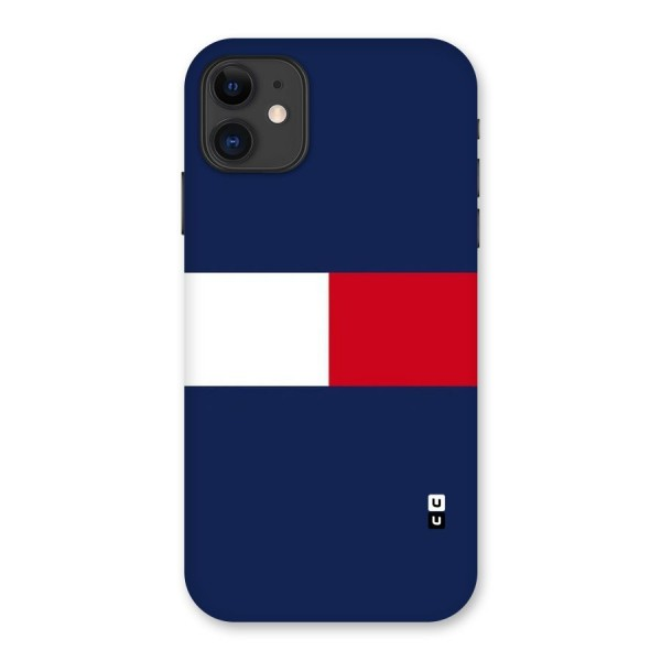 Bold Colours Back Case for iPhone 11