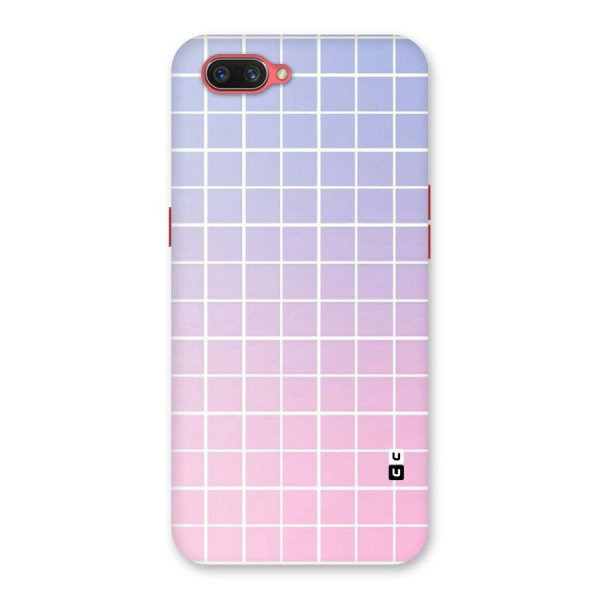 Check Shades Back Case for Oppo A3s