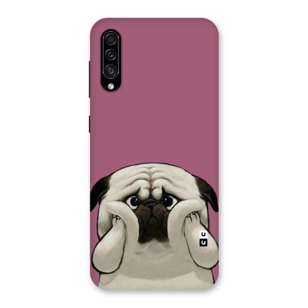 Chubby Doggo Back Case for Galaxy A30s