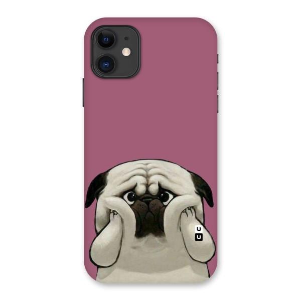 Chubby Doggo Back Case for iPhone 11