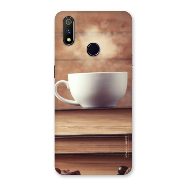 Coffee And Bookworm Back Case for Realme 3 Pro