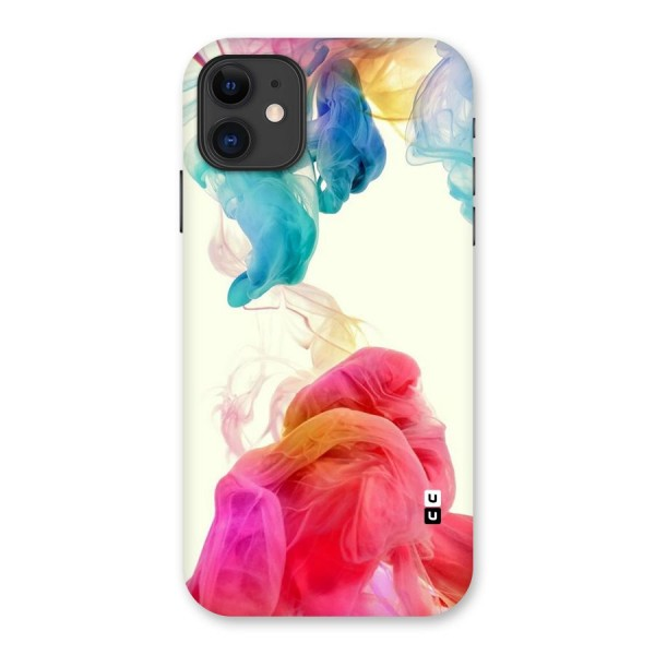 Colorful Splash Back Case for iPhone 11