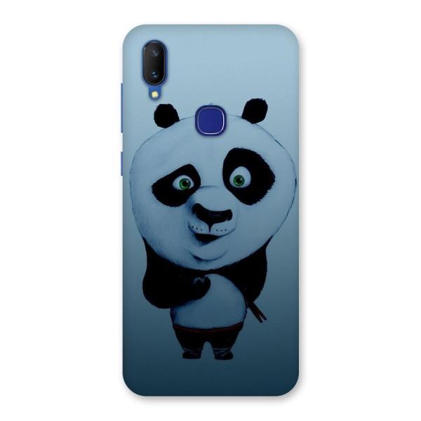 Confused Cute Panda Back Case for Vivo V11