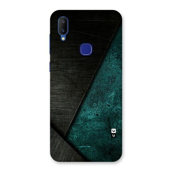 Dark Olive Green Back Case for Vivo V11