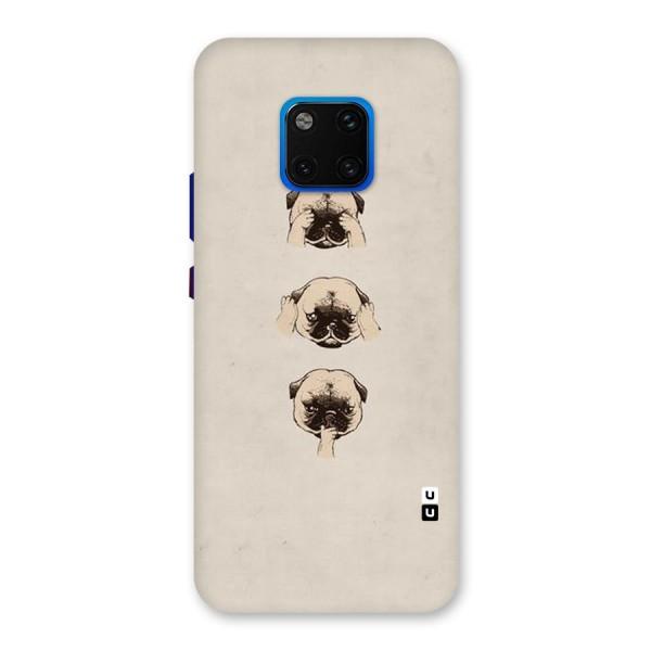 Doggo Moods Back Case for Huawei Mate 20 Pro