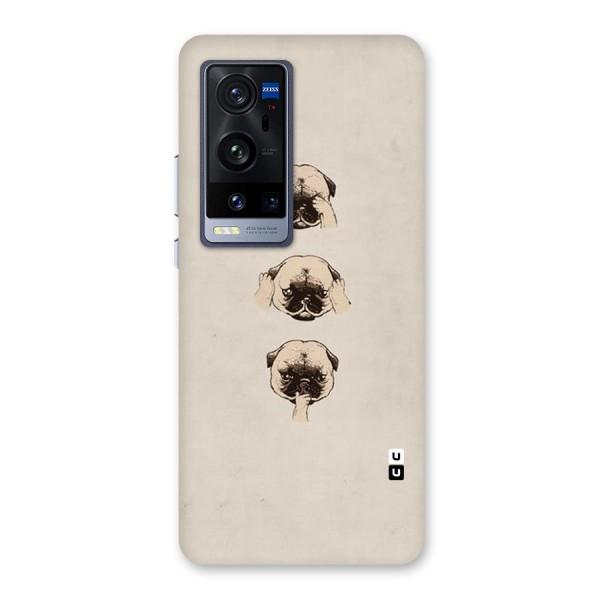 Doggo Moods Back Case for Vivo X60 Pro Plus