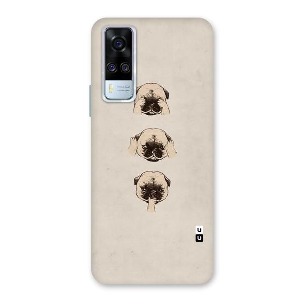 Doggo Moods Back Case for Vivo Y51A