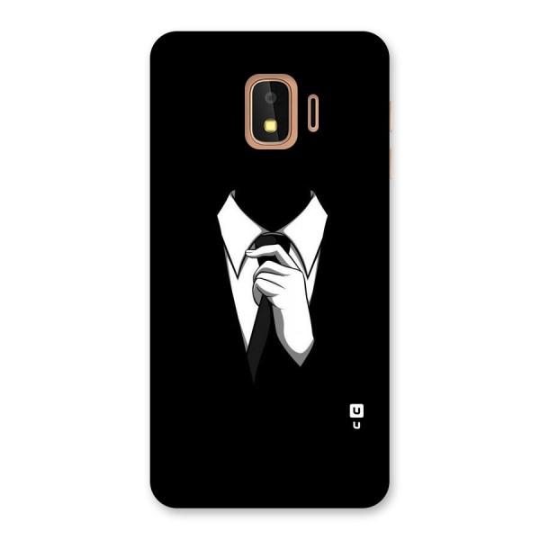 Faceless Gentleman Back Case for Galaxy J2 Core