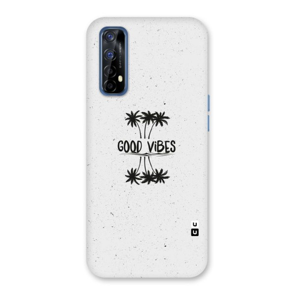 Good Vibes Rugged Back Case for Realme 7