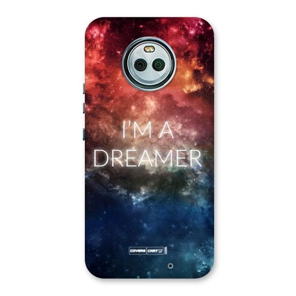 I am a Dreamer Back Case for Moto X4
