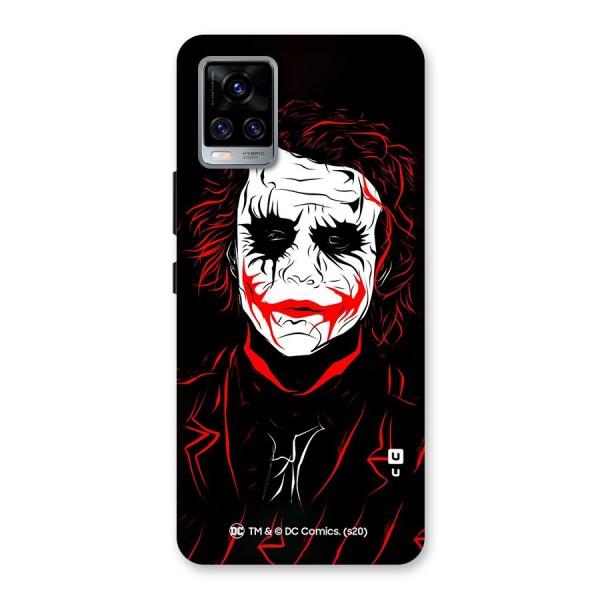Joker Pen Art Back Case for Vivo V20 Pro
