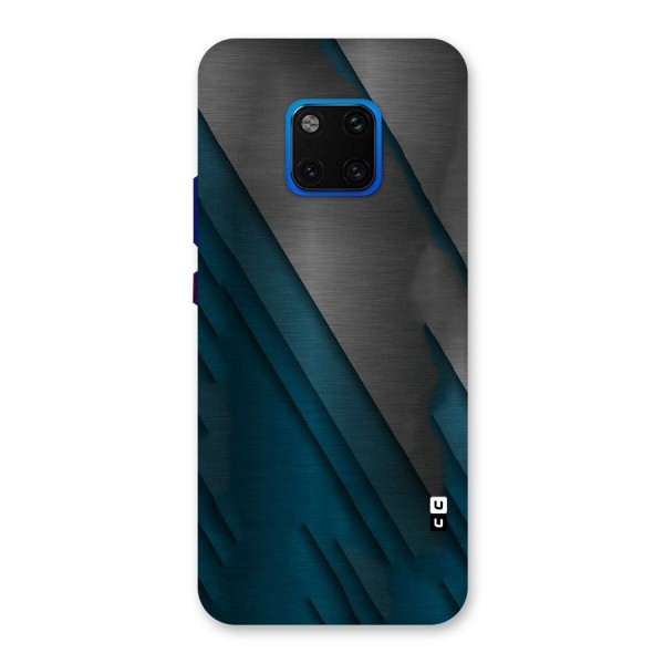 Just Lines Back Case for Huawei Mate 20 Pro