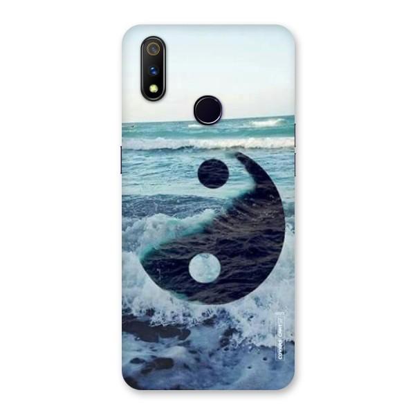 Oceanic Peace Design Back Case for Realme 3 Pro