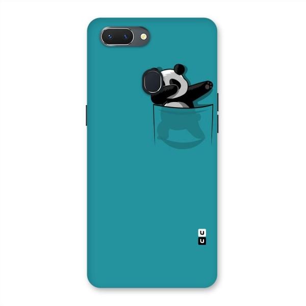 Panda Dabbing Away Back Case for Oppo Realme 2