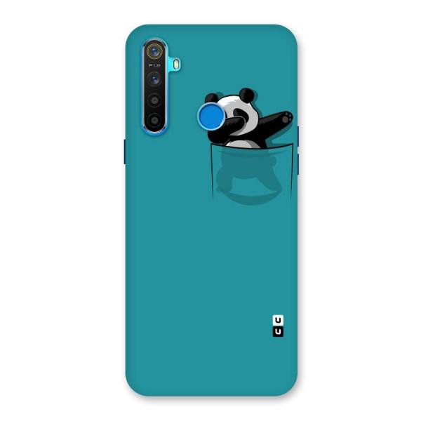 Panda Dabbing Away Back Case for Realme 5