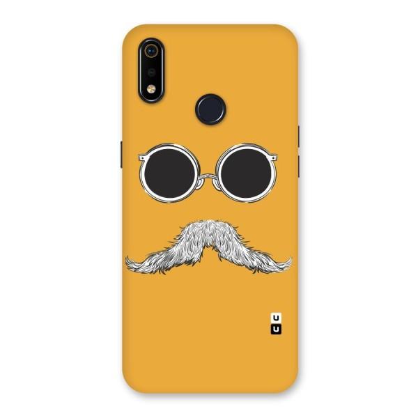 Sassy Mustache Back Case for Realme 3i