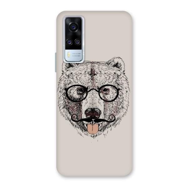 Studious Bear Back Case for Vivo Y51A