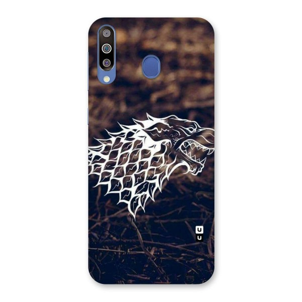 Wolf In White Back Case for Galaxy M30