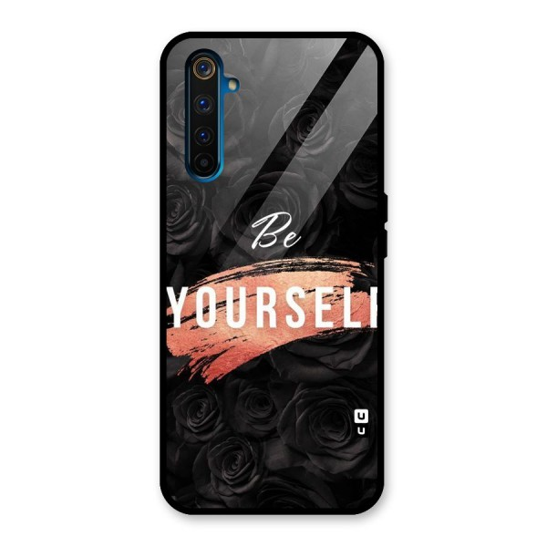 Yourself Shade Glass Back Case for Realme 6 Pro