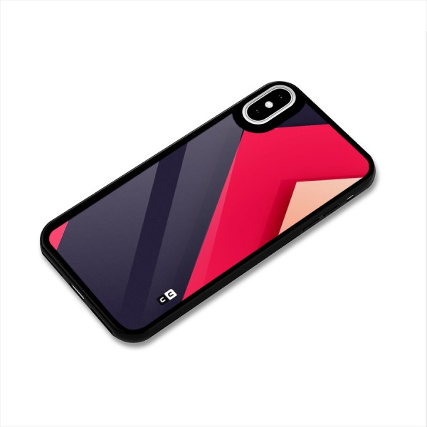 Amazing Shades Glass Back Case for iPhone XS