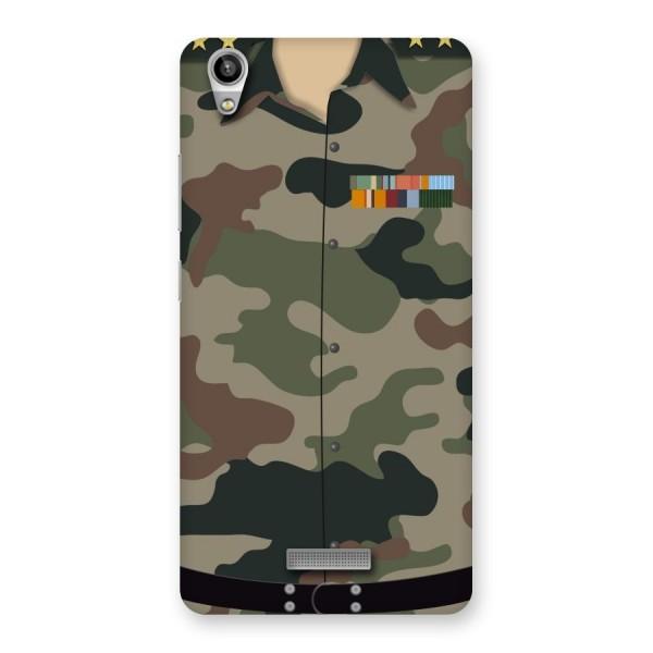 Army Uniform Back Case for Lava-Pixel-V1