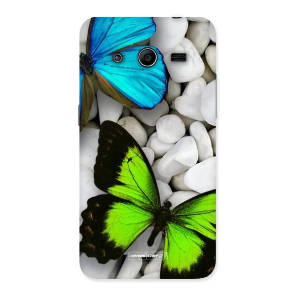 Beautiful Butterflies Back Case for Galaxy Core 2