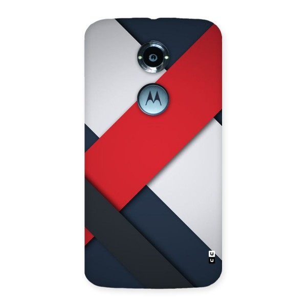 Classic Bold Back Case for Moto X 2nd Gen