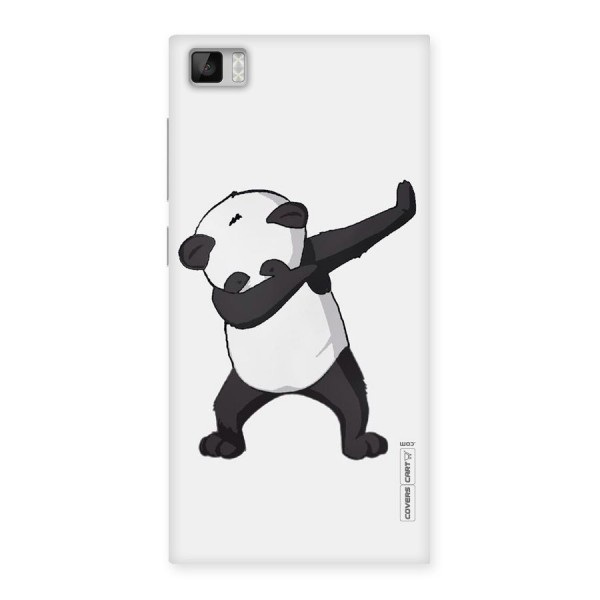 Dab Panda Shoot Back Case for Xiaomi Mi3