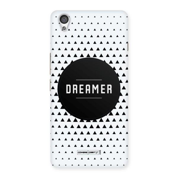 Dreamer Minimalist Back Case for OnePlus X