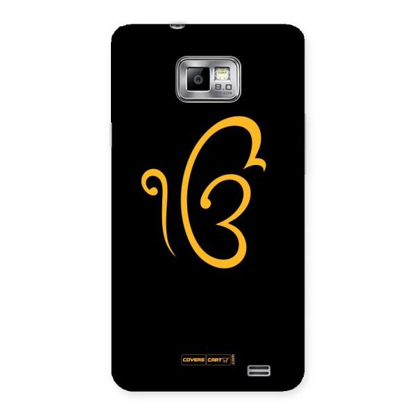 Ik Onkar Back Case for Galaxy S2