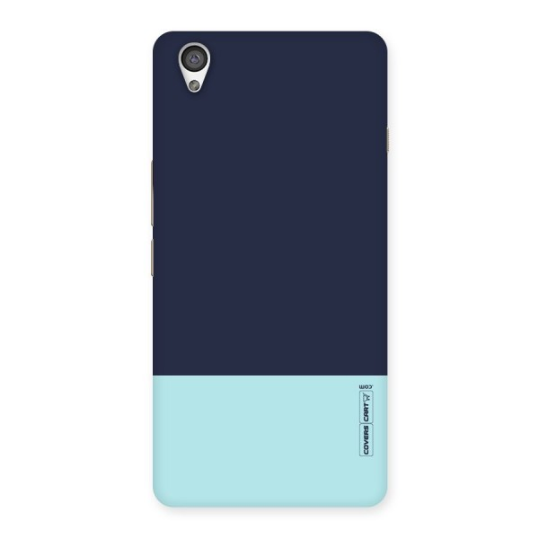 Pastel Blues Back Case for OnePlus X