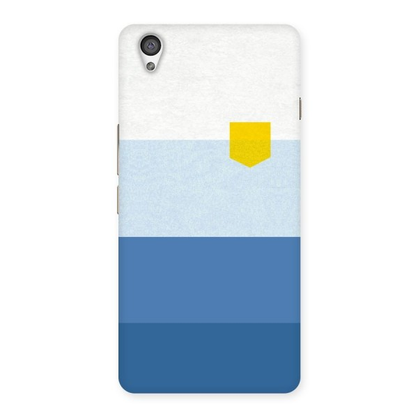 Pocket Stripes. Back Case for OnePlus X