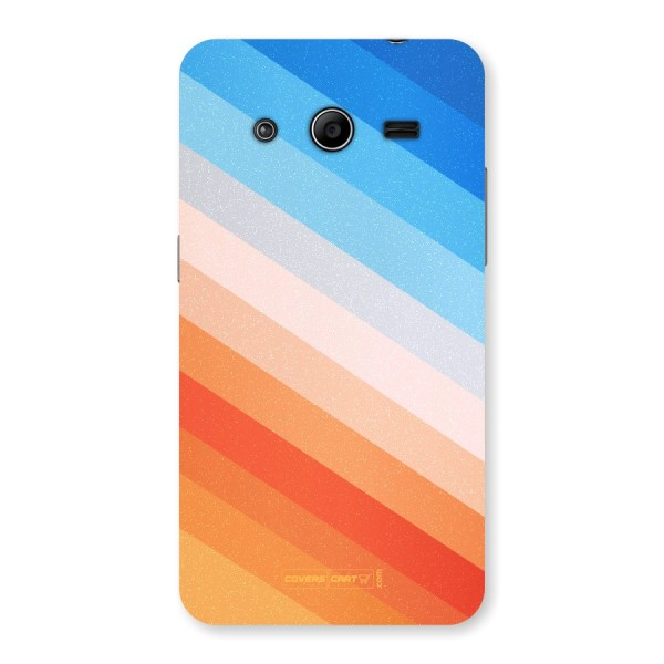 Jazzy Pattern Back Case for Samsung Galaxy Core 2