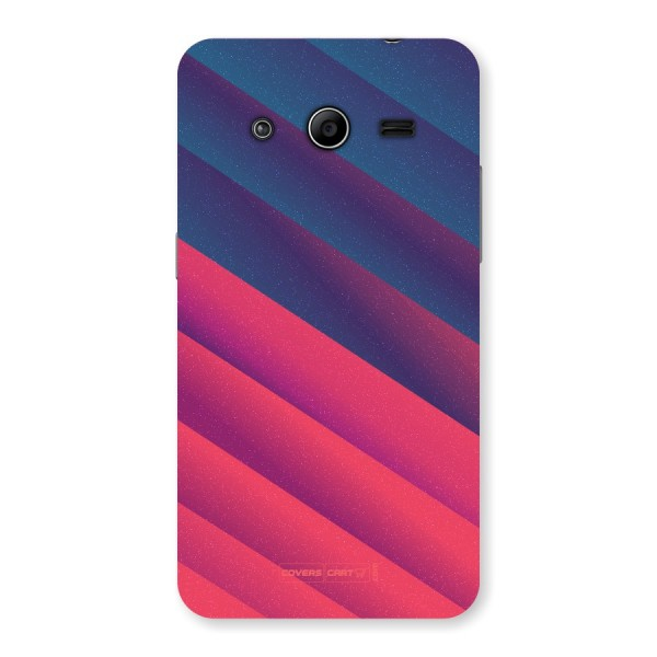 Vibrant Shades Back Case for Samsung Galaxy Core 2