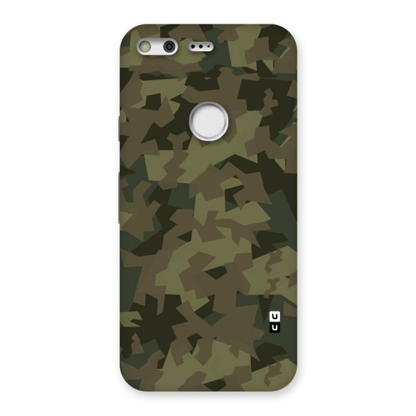 Army Abstract Back Case for Google Pixel XL
