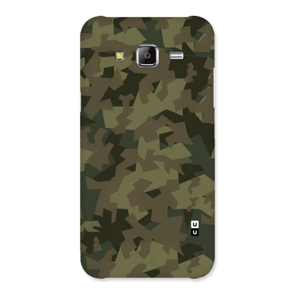 Army Abstract Back Case for Samsung Galaxy J5