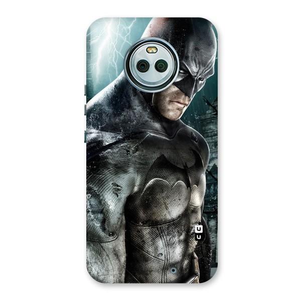 Batman Arkham Asylum Back Case for Moto X4