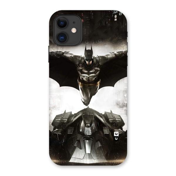 Batman Arkham Knight Back Case for iPhone 11