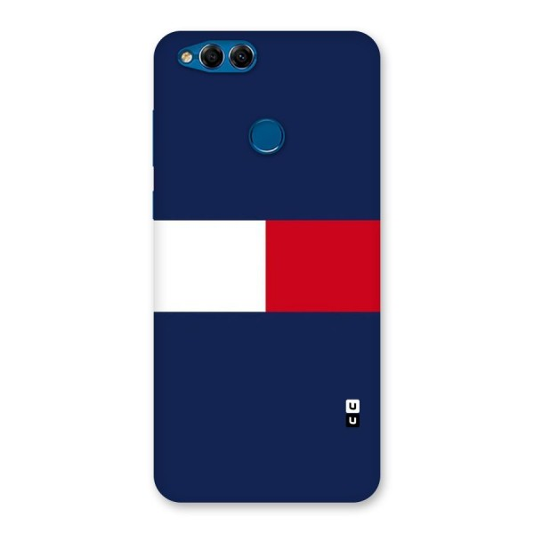 Bold Colours Back Case for Honor 7X