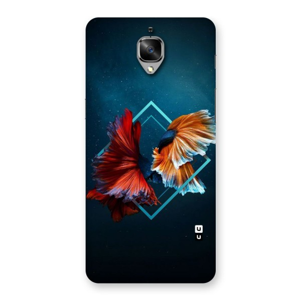 Butterfly Diamond Design Back Case for OnePlus 3T